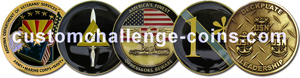 challenge coins made to order