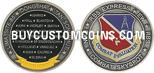 South Korea Custom Coins